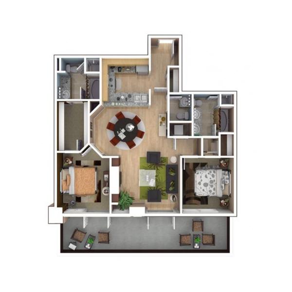 D4 - Terrace