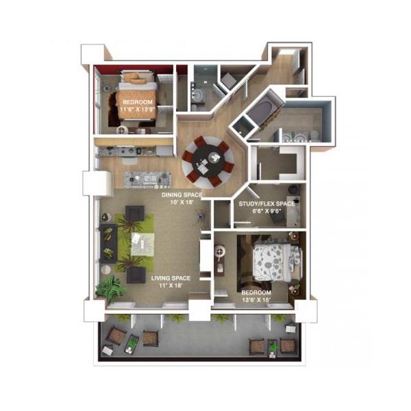 D5 - Terrace