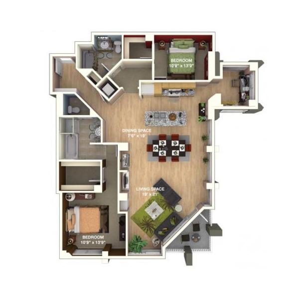 E1 - Penthouse