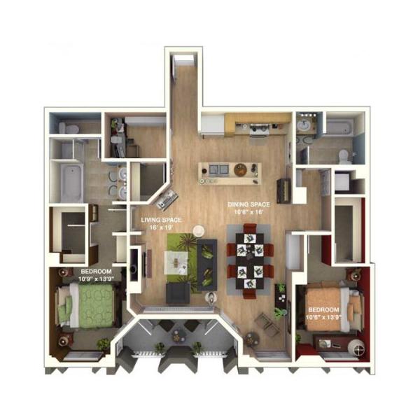 E2 - Penthouse