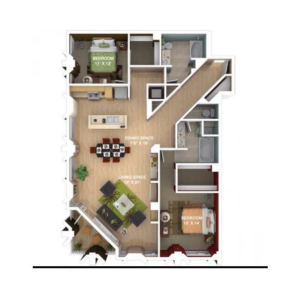 E4 - Penthouse
