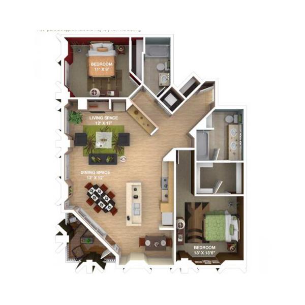 E5 - Penthouse