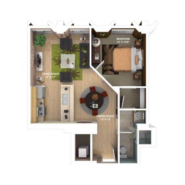 E6 - Penthouse