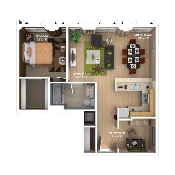 E7 - Penthouse