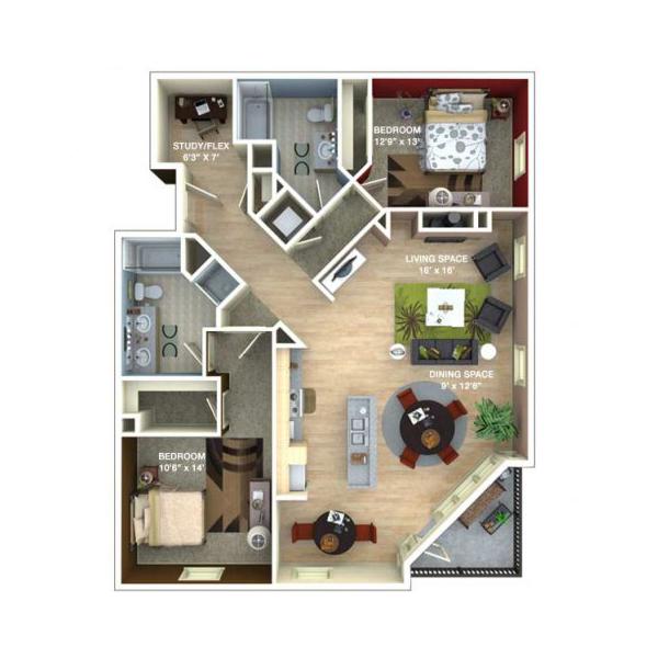 E8 - Penthouse