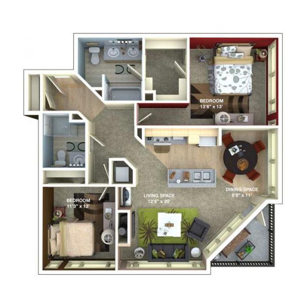 E9 - Penthouse